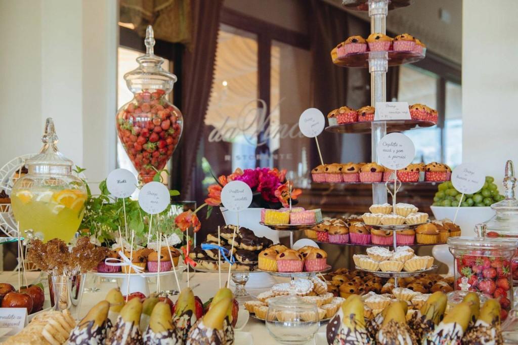 Candy Bar nunta Eli