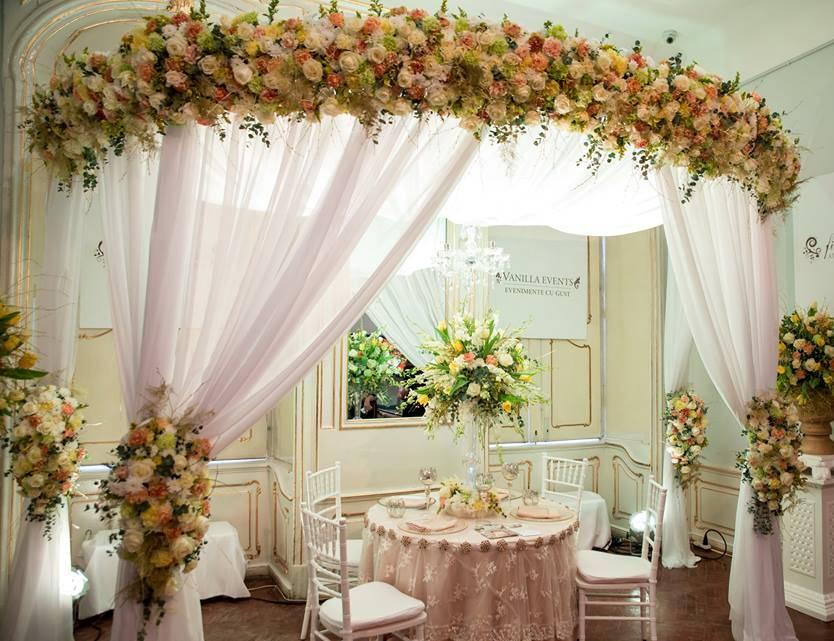 Nunta la Palat - Vanilla Events si Filomena Brisc