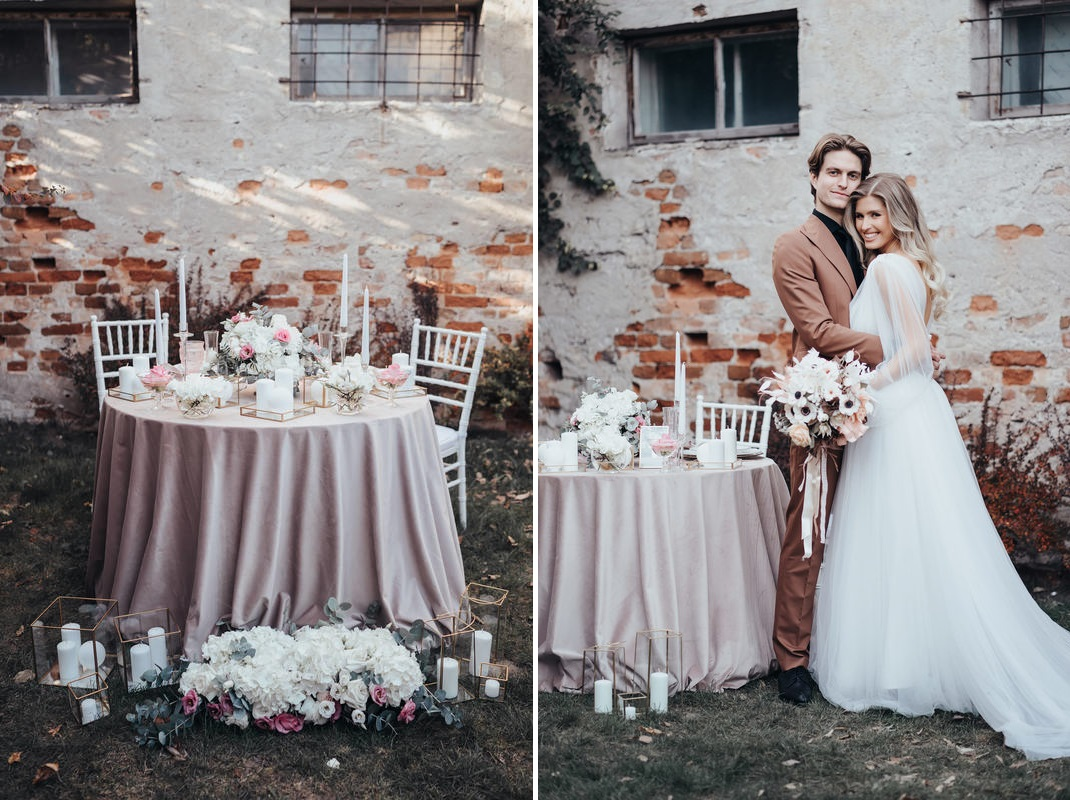 Decor nunta, Sedinta foto miri