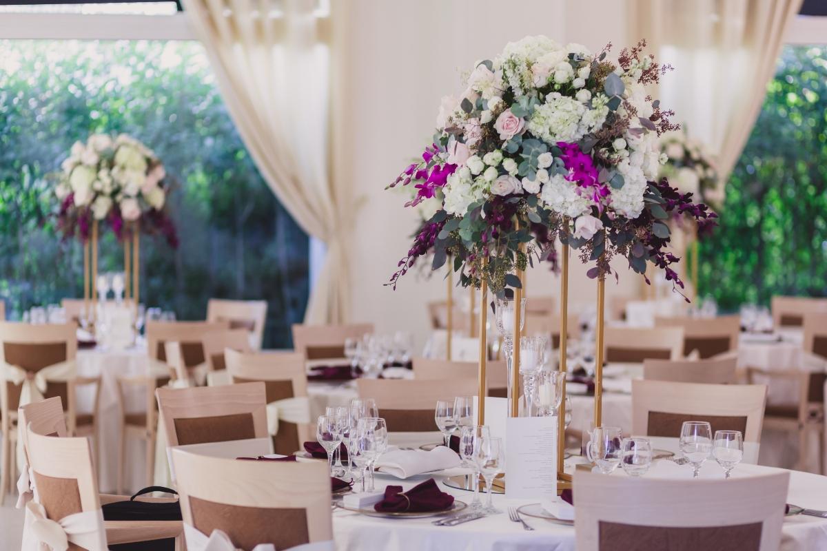 Nunta Grand Hotel Italia - sala Foyer