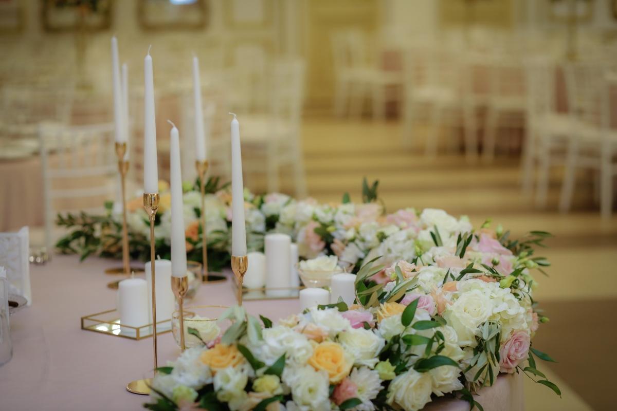 Aranjamente florale nunta Galati