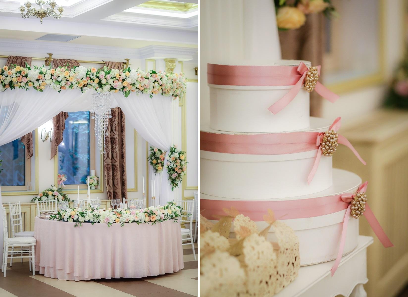 Decor nunta aranjamente florale Bora Bora Galati