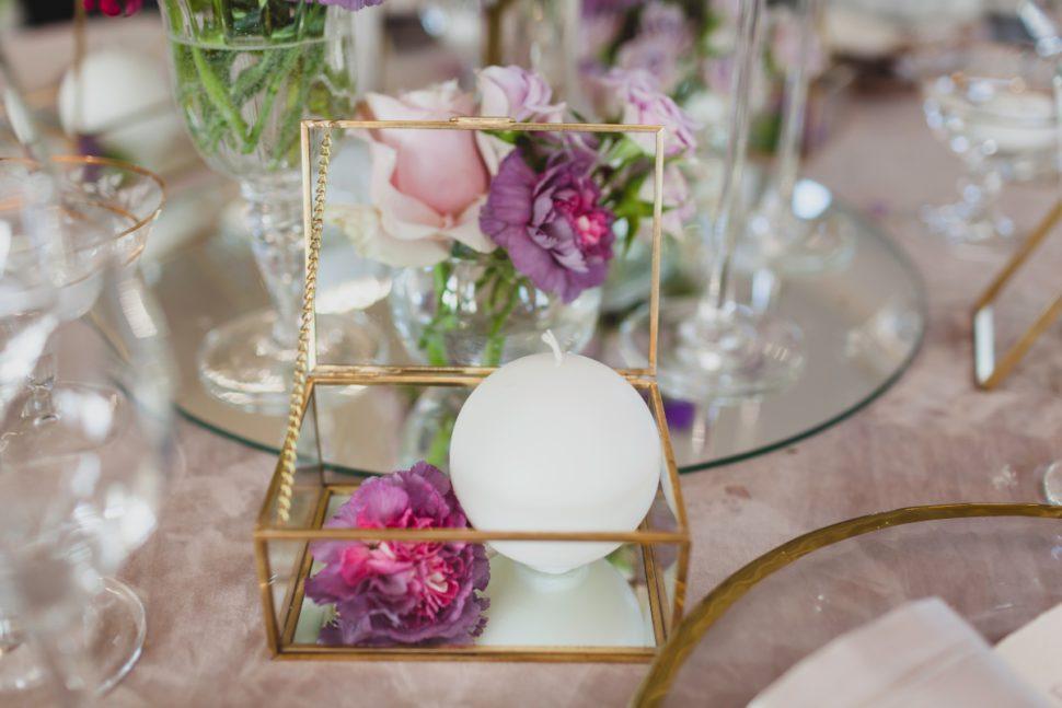 Decor nunta Grand Hotel Italia
