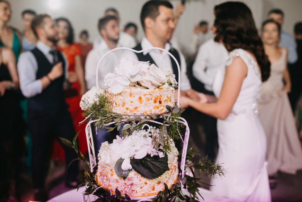 Tort nunta Emma Cremma (Sun Garden Resort)