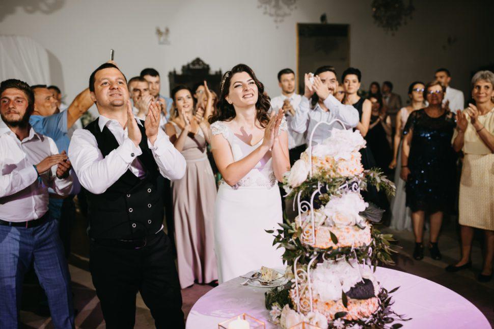Tort nunta (Sun Garden Resort)