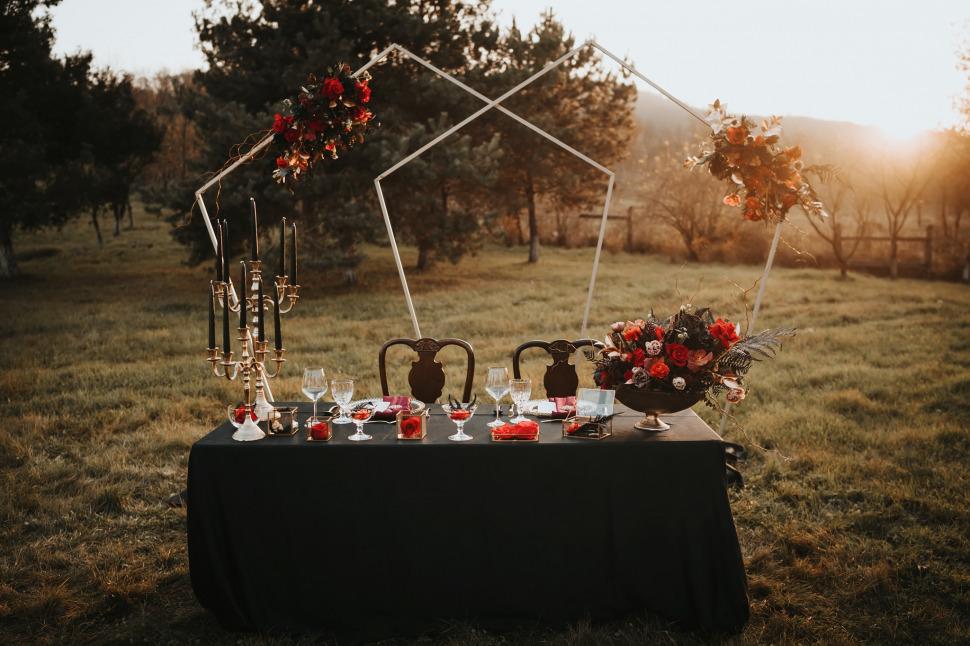 Nunta Archia - decor nunta